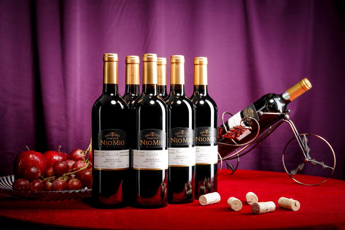 红酒摄影案例